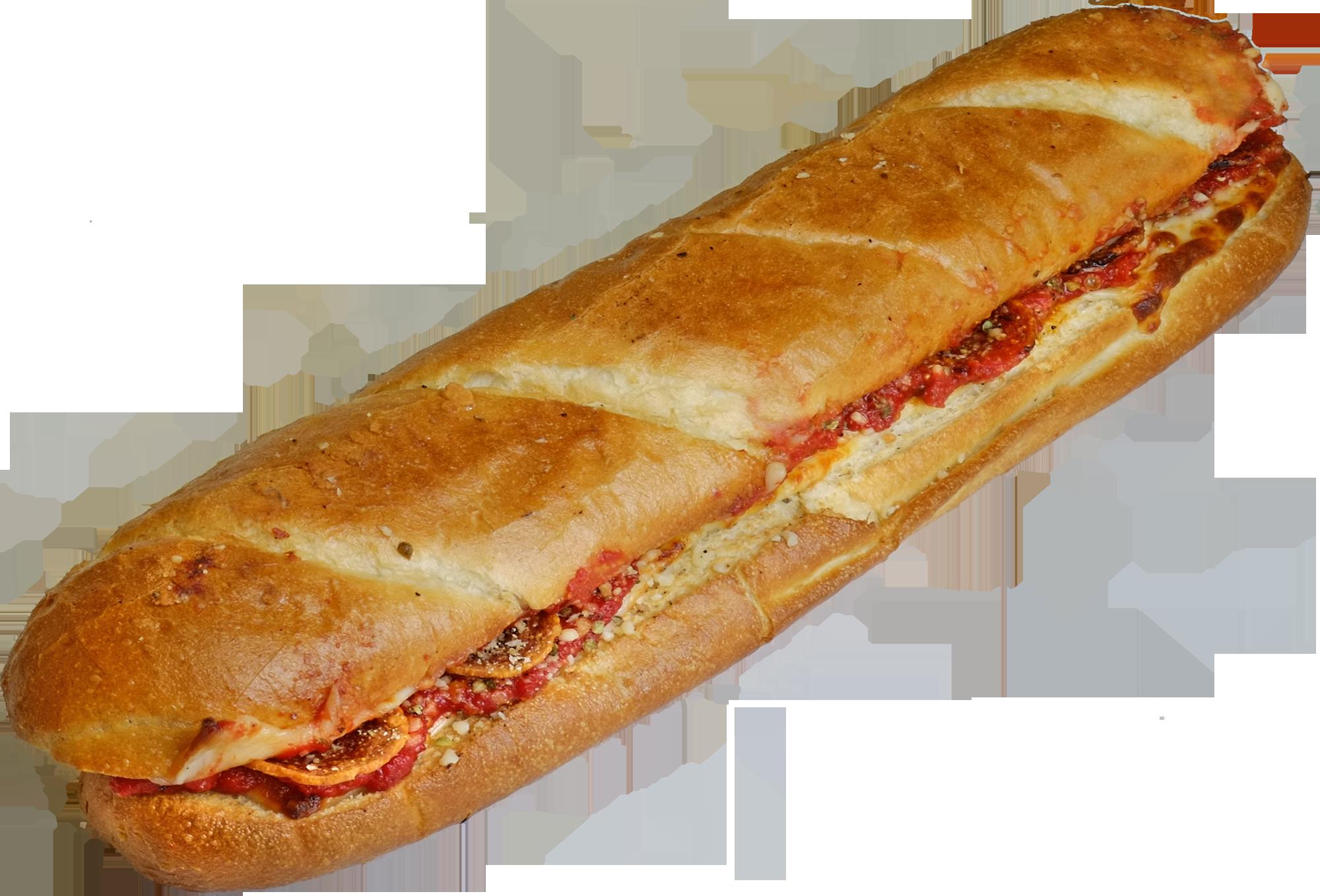 12 Inch Pizza Sub